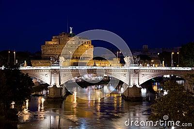Tourism rome castel sant angelo