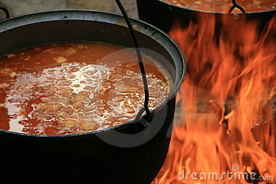 Tourism, a soup pot on the fire