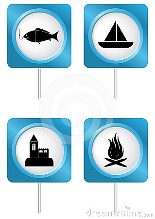 Tourism symbols 4