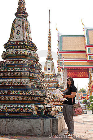 Tourism Temples in Thailand
