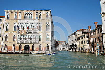 Tourism In Venice Royalty Free Stock Photo - Image: 25335495