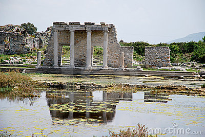 Tourismus in Milet