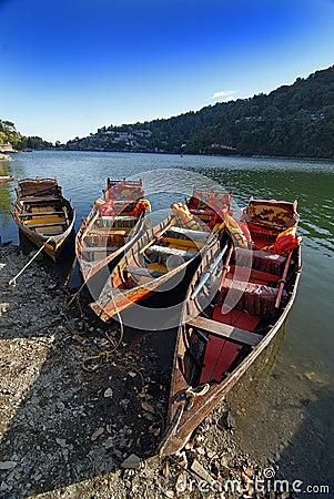Free Tourist Boats Royalty Free Stock Photo - 30897335