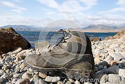 Tourist boot