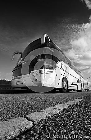 Free Tourist Bus Stock Photo - 5591020