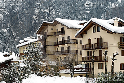 Tourist Chalets, Italy