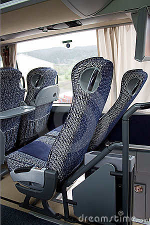 Tourist Coach Seats