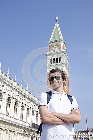 Free Tourist In Venice, Italy Royalty Free Stock Images - 33049329