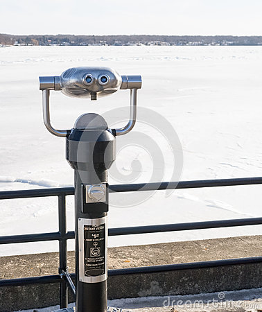 Tourist Landscape Viewing Machine