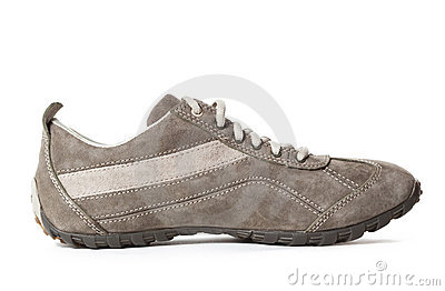 Tourist Shoe Royalty Free Stock Images - Image: 21685209
