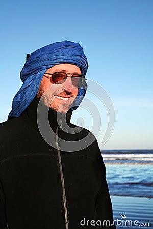Tourist-Tuareg