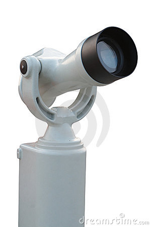 Tourist-type telescope