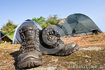Touristic boots
