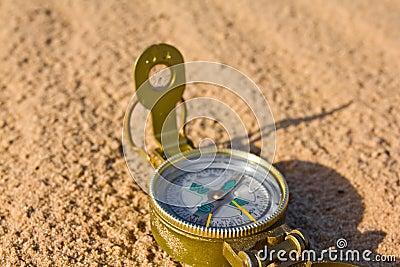 Touristic compass