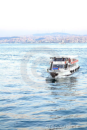 Touristic Ship