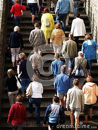 Free Tourists Royalty Free Stock Photos - 1145138
