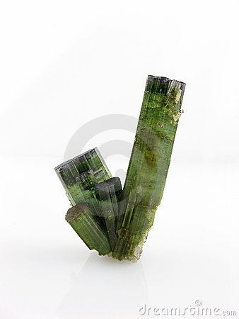 Free Tourmaline Crystals Stock Photography - 8230472