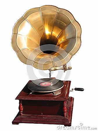 """متحف التراث الشعبي """"أدوات قديمة """" Tourne-disque-ancien-thumb1088916"""