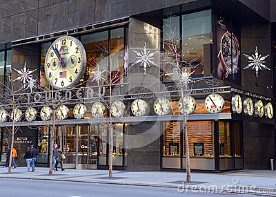 Tourneau New York City - Fine Watches in NYC - Citiview ...