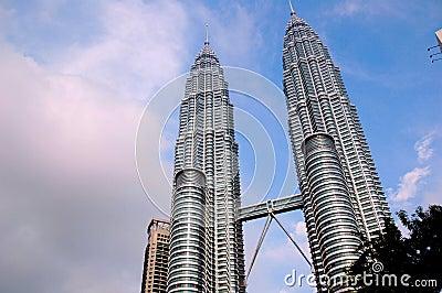Tours jumelles à Kuala Lumpur