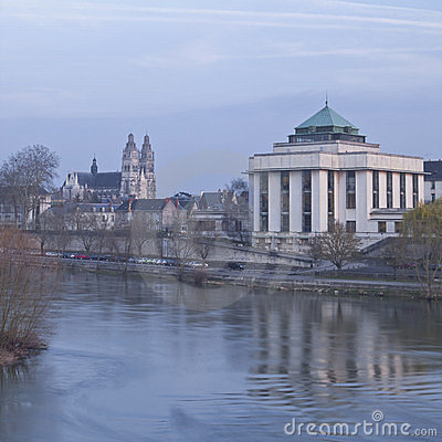Tours and the Loire