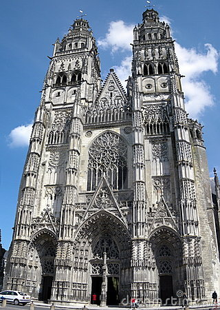 Tours s Cathedral