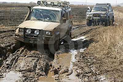 Tow offroad express