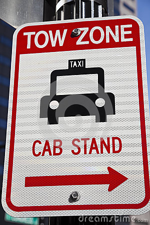 Tow Zone - Cab Stand