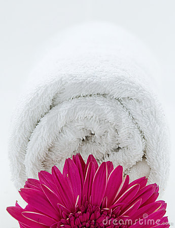 Free Towel Spa Wellness Stock Photo - 4139720