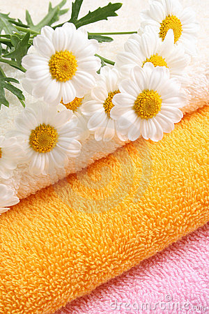 Free Towels Stock Photography - 2792992