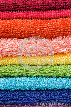 Free Towels Stock Photography - 29041892