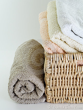 Free Towels Stock Photography - 4141942