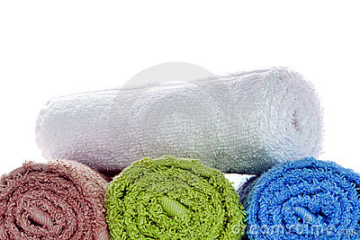 Towels in Soft and Fluffy Cotton
