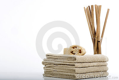 Towels and sponges