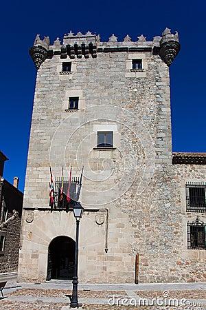 Tower of Avila