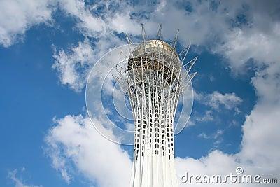Tower Baiterek in Astana