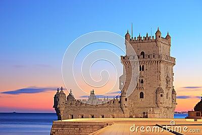 Tower of Belem (Torre de Belem), Lisbon