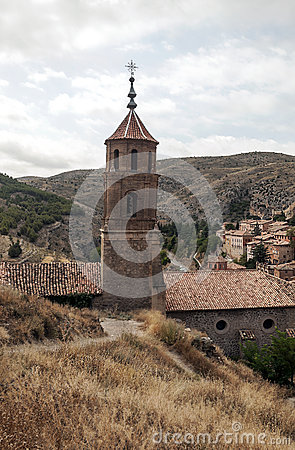 Tower bell of Albarracin