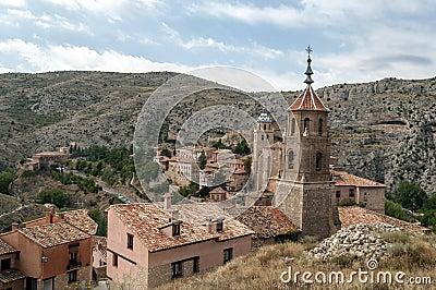 Tower bell of Albarracin