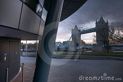 Tower Bridge Editorial Photography