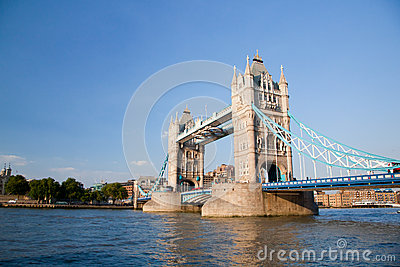 Tower Bridge Editorial Stock Image