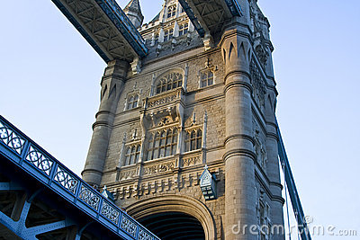 Tower Bridge Architecture