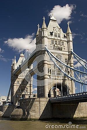 Free Tower Bridge, London Stock Photography - 1380222