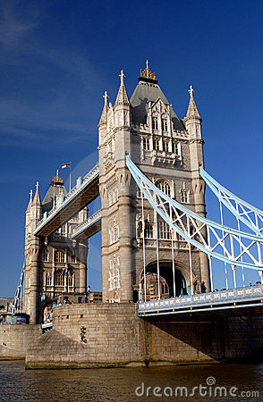 Free Tower Bridge, London Royalty Free Stock Images - 5158749