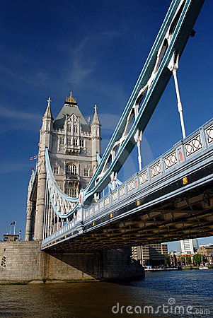 Free Tower Bridge, London Royalty Free Stock Photos - 5158768