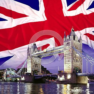 Tower Bridge - London - England
