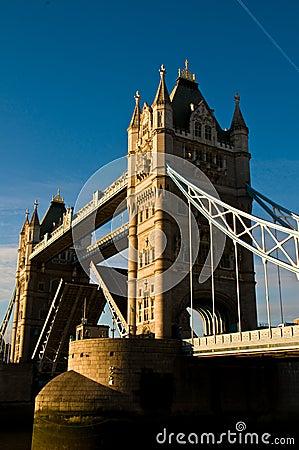 Tower Bridge - Tourist Attraction