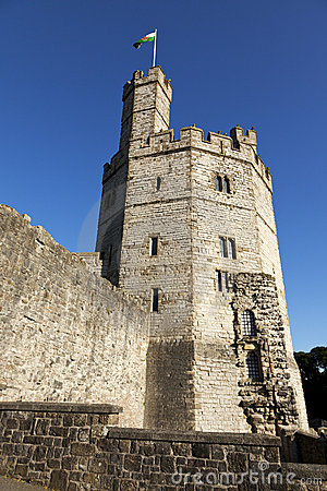 Tower of Caernarvon Castle