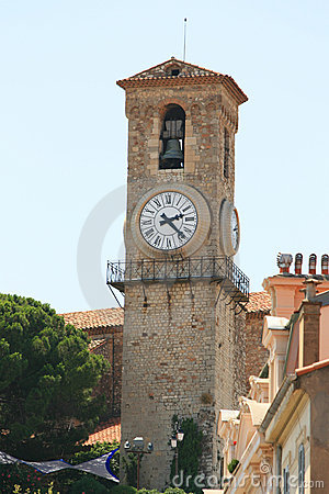 Tower in Cannes