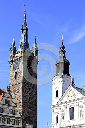 Tower and Church